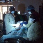 Surgery by torch light at Juba Teaching Hospital_2010_Sudan