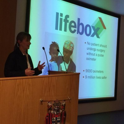 Lifebox is hiring - Communications Officer, UK