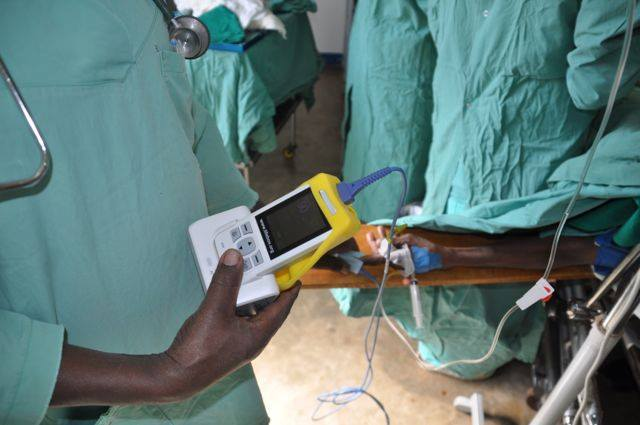 Safer anaesthesia from Hong Kong to Haiti