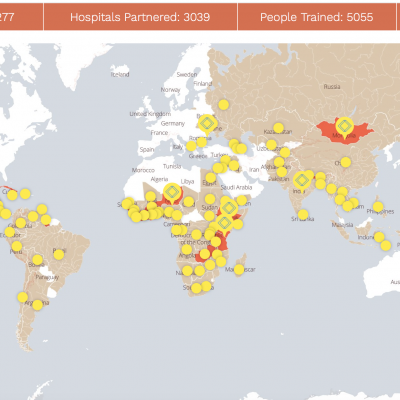 Mapping the world of safer surgery