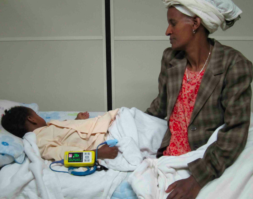 Ethiopia_mother and baby