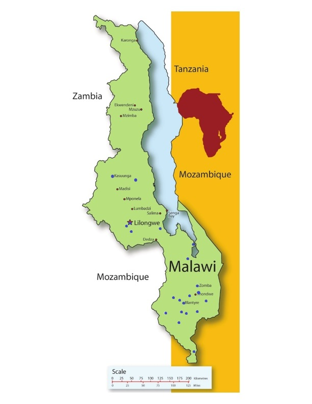 map_malawi_points