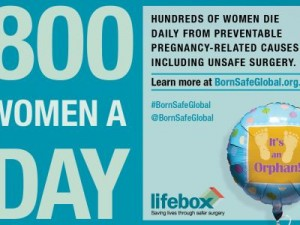 Hundreds of women die daily 400 x 300
