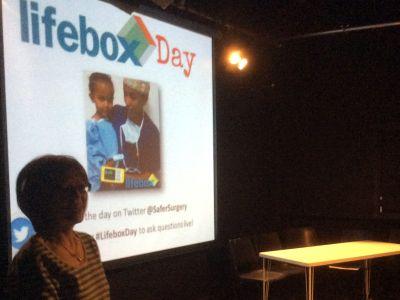 Lifebox Day 2015 - a look back