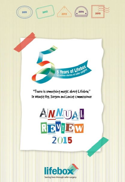 ANNUAL REVIEW - 2015