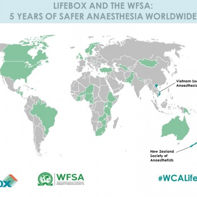 #WCALifebox - New Zealand and Vietnam
