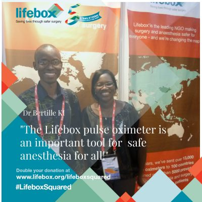 Dr Bertille KI - #LifeboxSquared