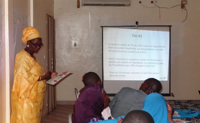 Lifebox in Niger