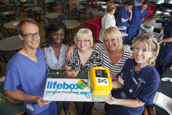 Lifebox is recruiting for a Finance Manager