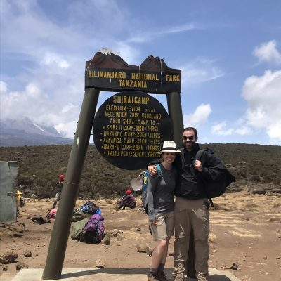 Summiting Kilimanjaro to Support Safer Surgery