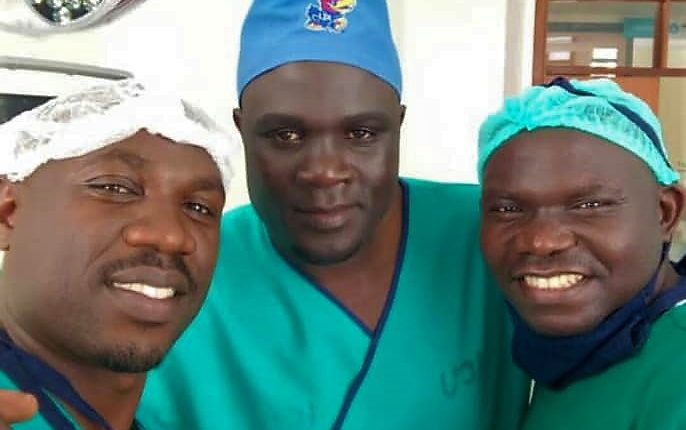 Anesthesia in Rural Uganda: an Interview with Dr Simon Okwonga