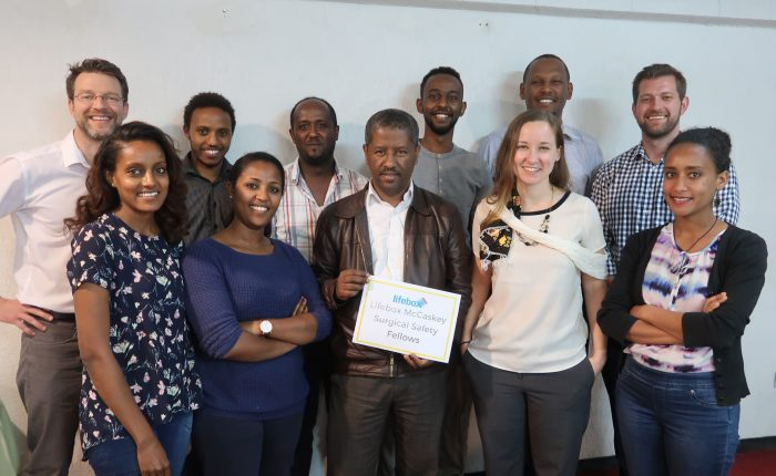Applications open for the 2019 McCaskey Safe Surgery Fellowship Programme (Ethiopian Nationals only)