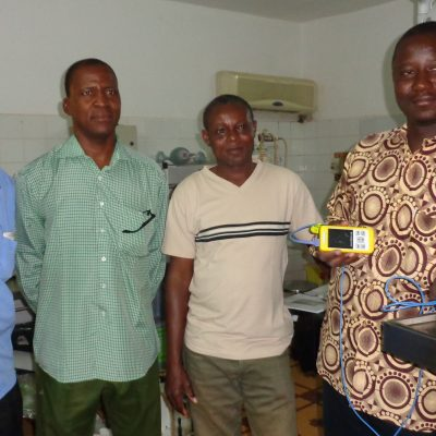 Lifebox's lasting impact in Burkina Faso