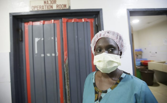 It Takes Teamwork! Improving Surgical Safety in Liberia: A Photo Essay by photojournalist Ahmed Jallanzo