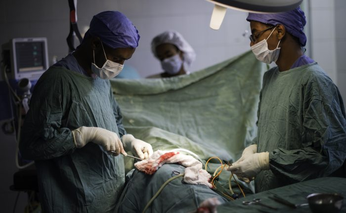 SIX KEY STEPS CUT SURGICAL INFECTIONS IN HALF