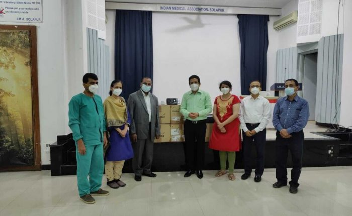 Stavros Niarchos Foundation (SNF) Supporting India Emergency COVID-19 Response