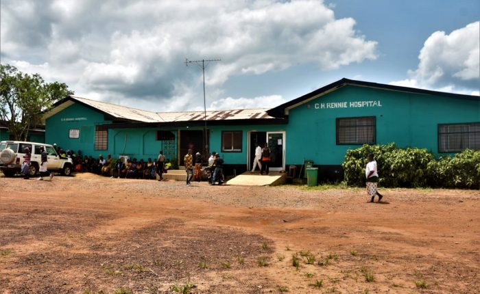 Supporting Surgical Systems in Liberia